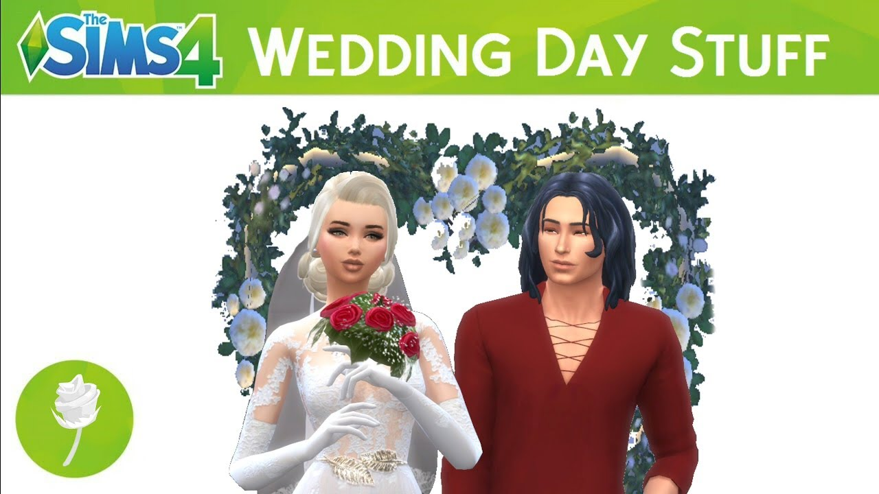 The Sims 4 Wedding Day Stuff: Official Fanmade Trailer