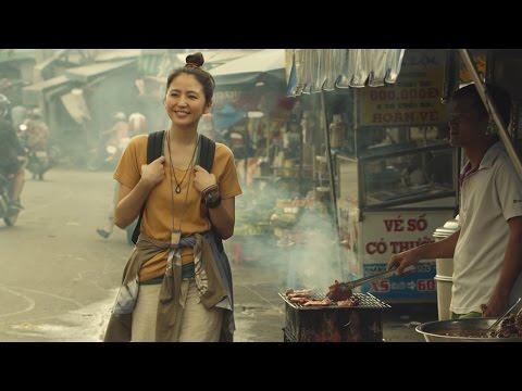 長澤まさみ、バックパッカーになりきりベトナム一人旅 クボタ新TVCM「壁があるだから行く ベトナムトラクタ」篇
