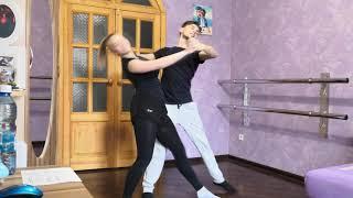 Репетиция Вальс Маскарад