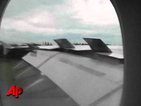 Raw Video: Inside the Qantas Emergency Landing