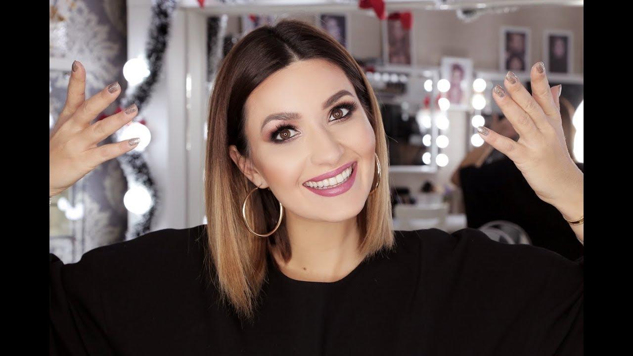 Ela Craciun Machiaj Revelion Supermom Youtube