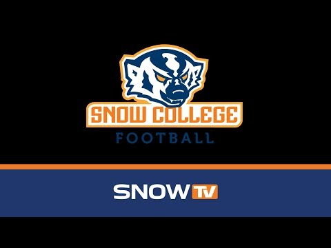 Snow College Football: Snow vs. ASA Miami 9-15-2018