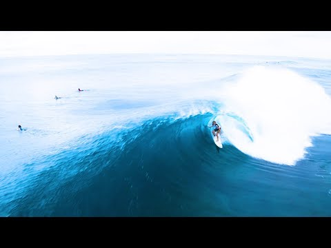 Experience Hawaii's beauty from above | Volcom Pipe Pro 2018 Drone View