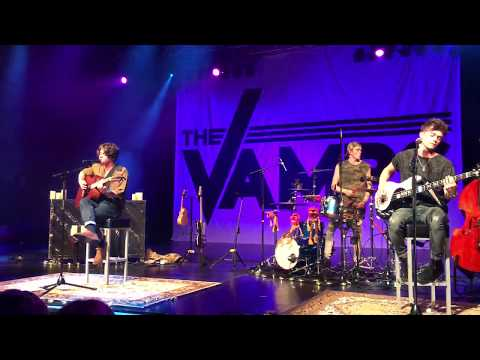 The Vamps - Sad Song LIVE NEW SONG