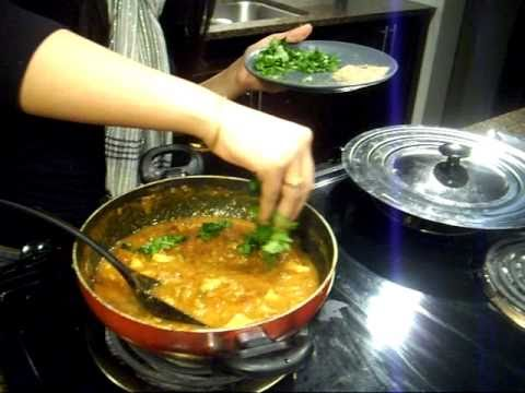 Authentic Chicken Vindaloo Chicken Vindaloo Recipe Youtube