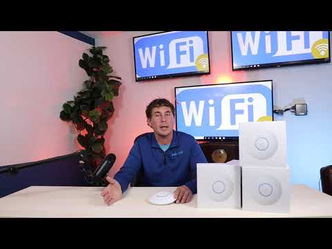 Errol Janusz | Business-grade Secured WiFi Devices | Ubiquiti Access Points Showcase