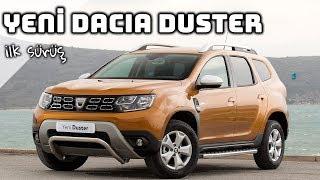 Yeni 2018 Dacia Duster İlk Sürüş | En Ucuz SUV