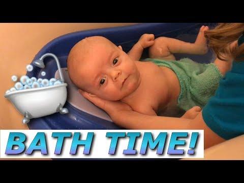 Bath time, kitten fun and Gma and Gpa's House!