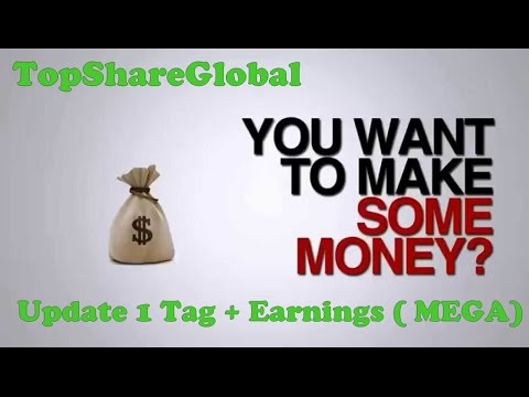 TopShare Global Deutsch – Top Share Global Earnings am 1 Tag mit 500$