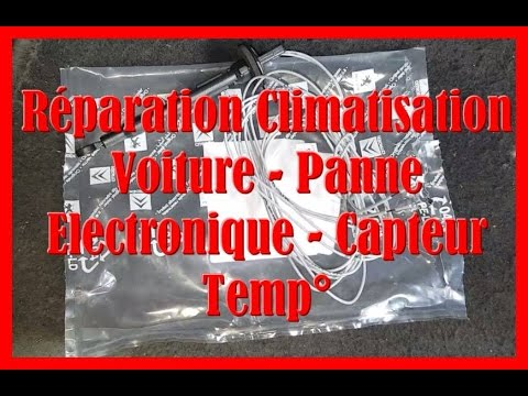 tutoriel de panne clim automobile peugeot citroen c2 c3 206 307 youtube. Black Bedroom Furniture Sets. Home Design Ideas
