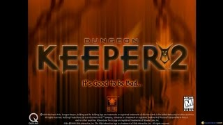 Dungeon Keeper 2 gameplay (PC Game, 1999)