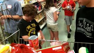 Fifth Grade Visits The Squirrel Hill Food Pantry