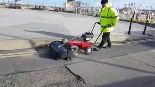 Tielbuerger TK17  outdoor sweeper