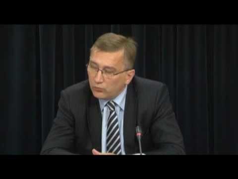 Majandus- ja kommunikatsiooniminister gaasihinnast