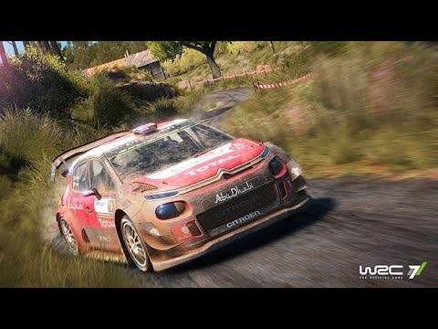 wrc 7 fia world rally championship ps4 pro gameplay youtube. Black Bedroom Furniture Sets. Home Design Ideas