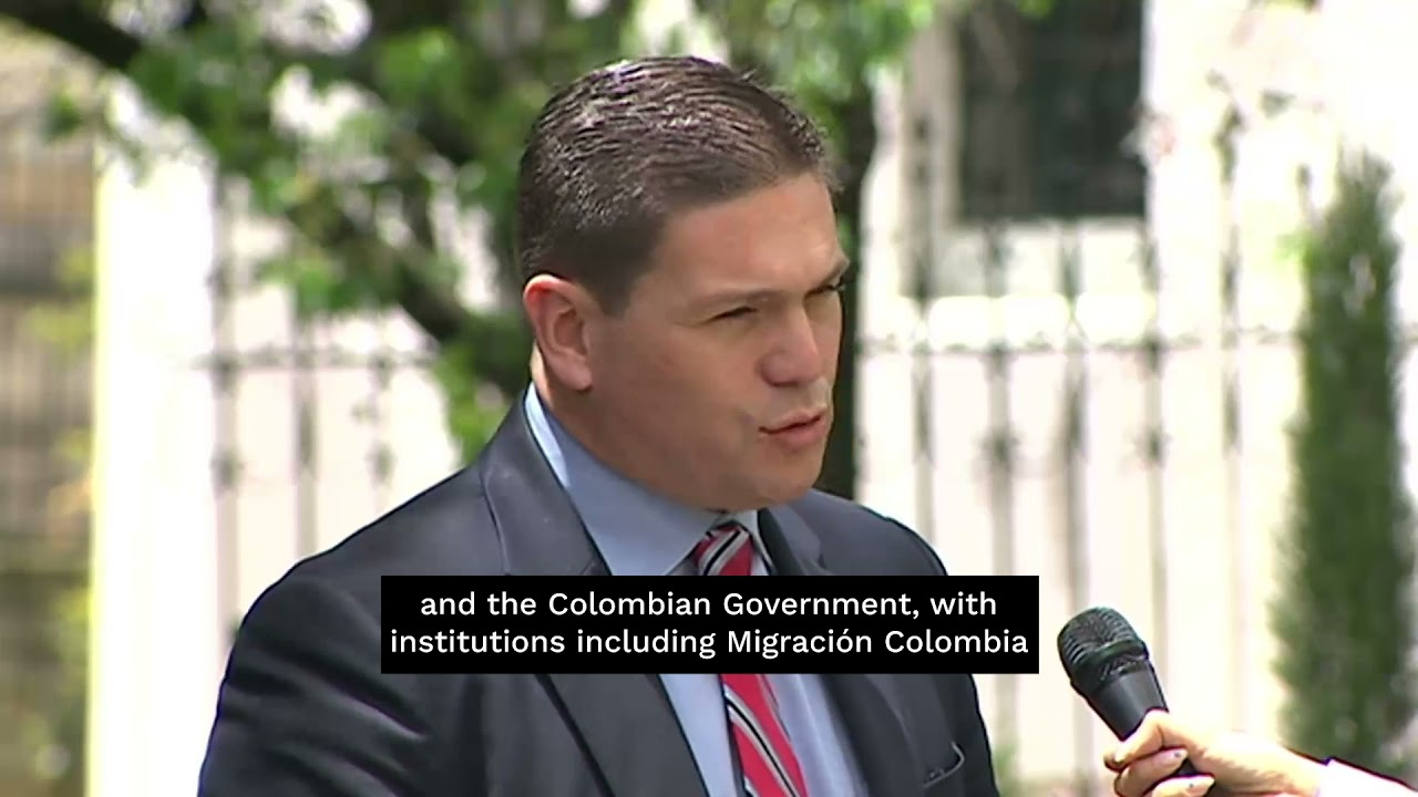 Colombia Welcomes Afghan Citizens in Agreement with the United States