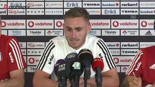 Tyler Boyd: ''Beşiktaş formasıyla Vodafone Park'a çıkmak için sabırsızlanıyorum''
