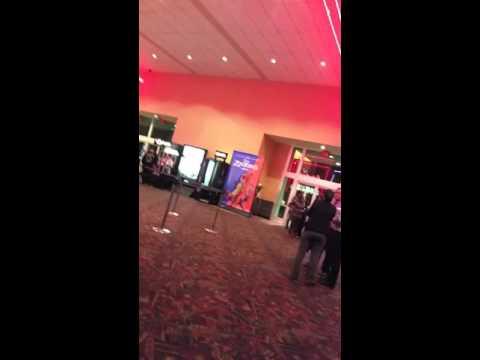 Shooting Holiday Cinema 8 Stockton CA