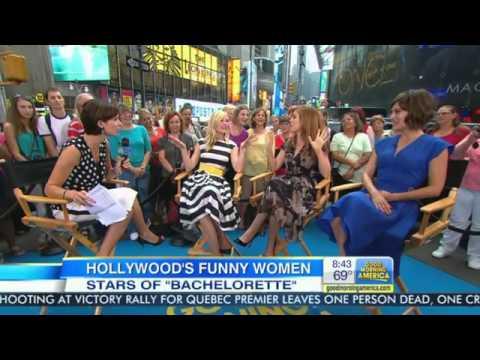 """GMA Host Elizabeth Vargas Asks, """"What Is Teabagging """""""