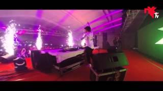 DJ NYK   Intro at Electronyk Show 2015 (Nagpur)   DJ NYK Live