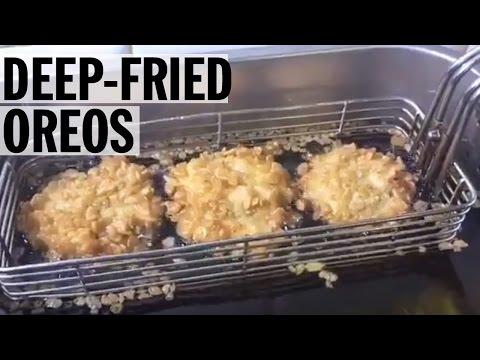 Deep-Fried Oreo Bliss at Yardbird in Miami | Food Network