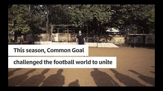 Common Goal: Kicking Off Our Collaboration #Footballforgood