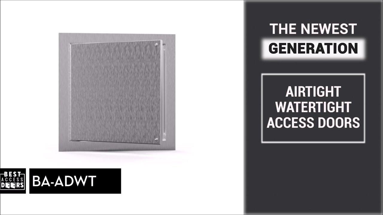 Airtight Watertight Access Door Ba Adwt Best Access