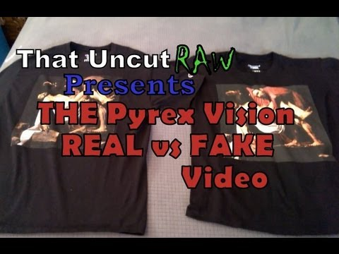 73487d2b8a64 THE Pyrex Vision Real vs Fake Replica Video (READ THE DESCRIPTION ...
