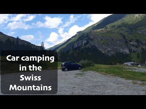 Car Camping in
