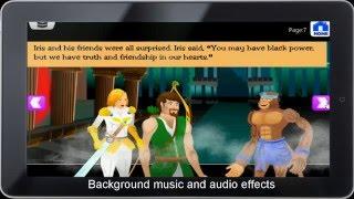 BodhaGuru Interactive Book Platform (IBP) for Publishers/Animation Studios