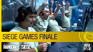 Tom Clancy's Rainbow Six Siege Official - Siege Day - Siege Games Finale [US]