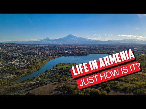 How Is It To Live In Armenia?! Should I Tell The Truth?!
