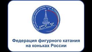 1 й Этап Кубка России Первенство Москвы по синхронному катанию на коньках
