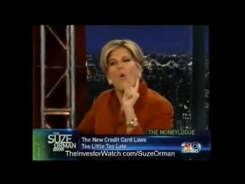 debt-settlement---suze-orman