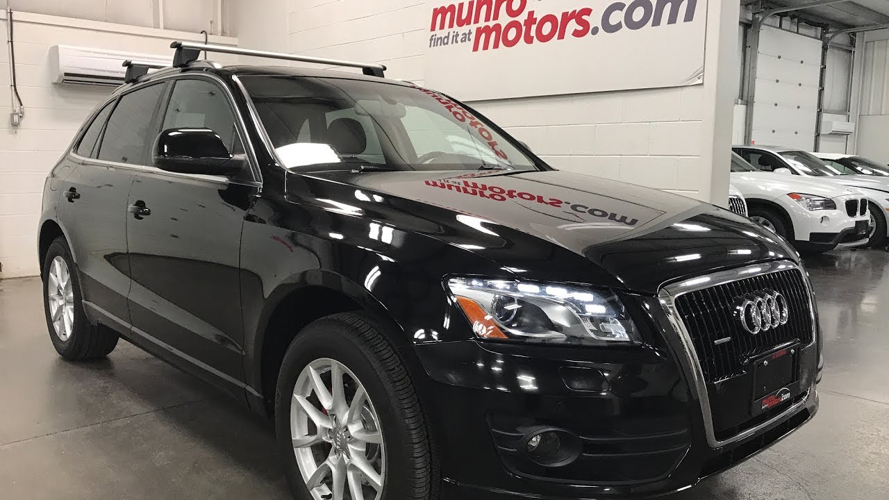2010 audi q5 3 2l premium sold sold sold navigation. Black Bedroom Furniture Sets. Home Design Ideas