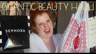 GIGANTIC Vegas Beauty Haul! (Sephora, Cle de Peau, Chanel, drugstore, duty free) Thumbnail