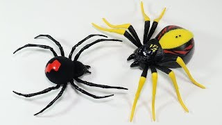 Crawling Spiders! Robo Alive & Wild Pets Spider Toys