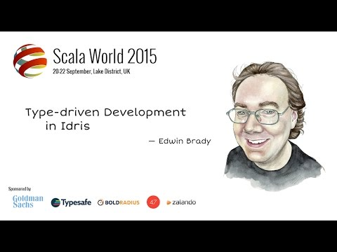 Type-Driven Development in Idris — Edwin Brady