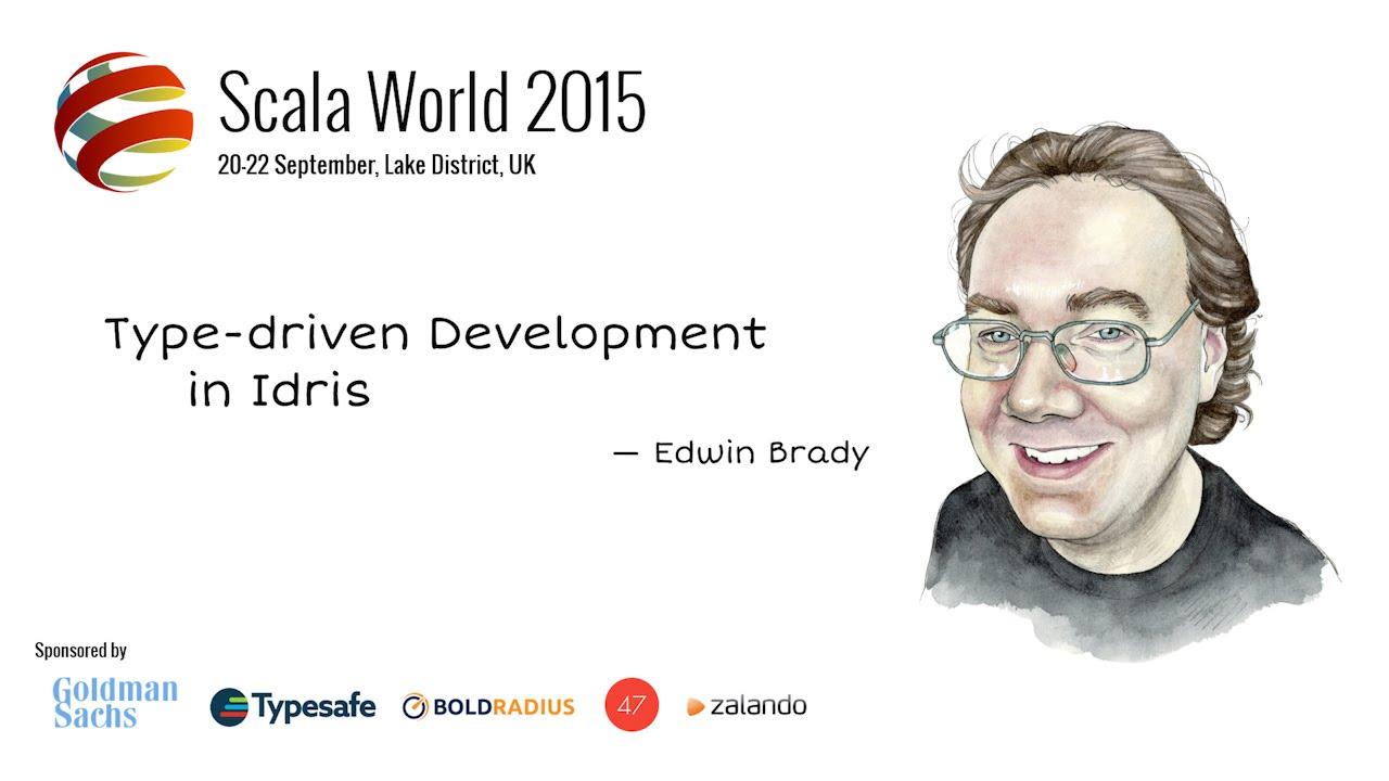 type driven development with idris pdf