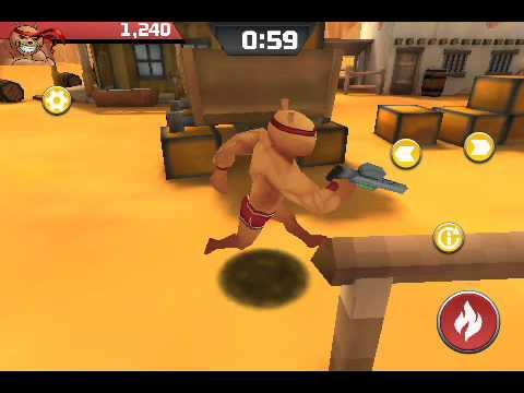 Battle Bears Zero Gameplay (Single Player Mode) - YouTube