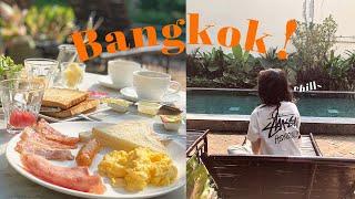 VLOG • 태국 방콕여행 EP 01 / 로컬푸드 직접…