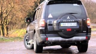 Mitsubishi Pajero: Led тюнинг фонарей
