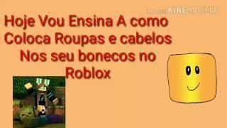 Comment mettre des vêtements et accessoires et des cheveux sur votre poupée (Roblox)