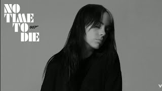 Billie Eilish - No Time To Die (1 Hour Version)