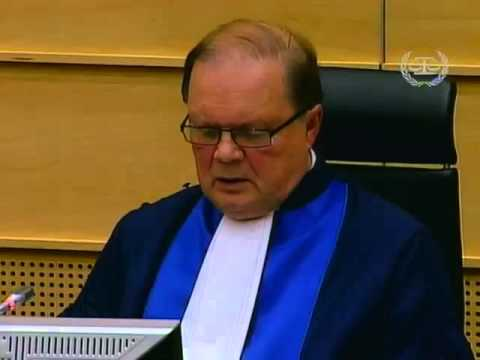 ICC Appeals Chamber judgment on the admissibility of the Gaddafi case, 21 May 2014
