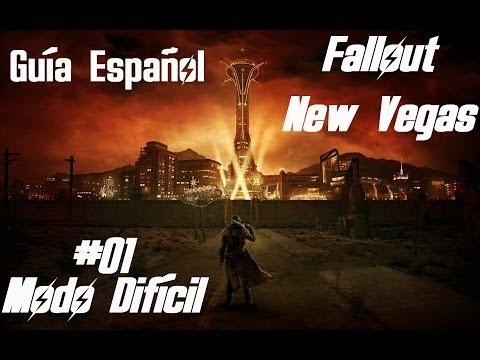 Fallout New Vegas Guía Modo Difícil | Ep. 01