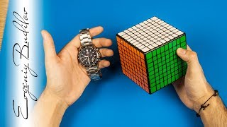 Giant Rubik's Cube. Going to get it? 😜