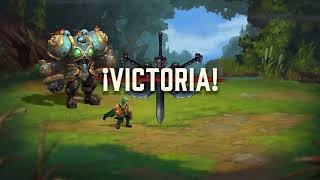 Vídeo Battle Chasers: Nightwar