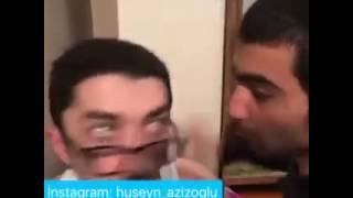 Vine - İşıq pulu verməmək üçün rola girən adam - Hüseyn Azizoğlu - ÜÇ-ÜZ