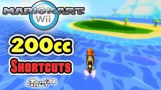 Mario Kart Wii - 200cc Expert Shortcuts 2019